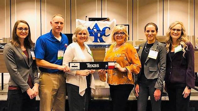 Student mentorship at AARC HOD 2019